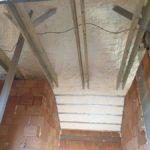 Cena izolace se odvíjí od plochy a tloušťky použité izolace.