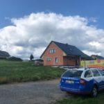 Izolace podkroví domu v Horažďovicích u Klatov