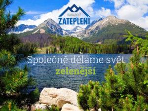 Společnost Icynene vysadí za každý prodaný sud materiálu 5 stromů ve Vysokých Tatrách.