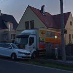 Izolace domu v Plzni stříkanou pěnou ICYNENE