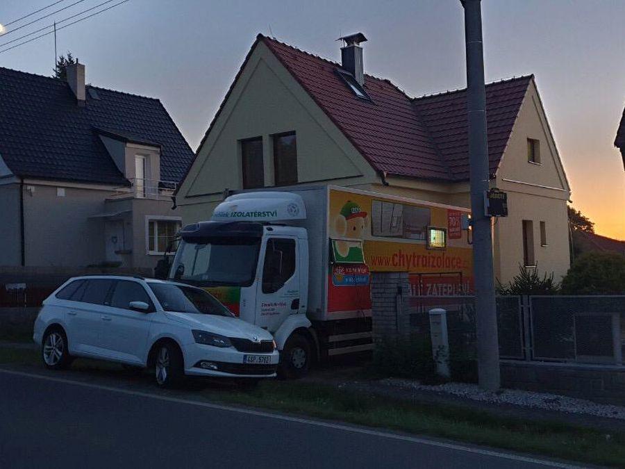 S izolací ICYNENE při rekonstrukci v Plzni