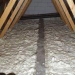 Zateplení stropu a šikmin