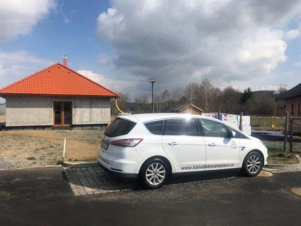 Zateplení bungalovu izolací ICYNENE ve Švihově