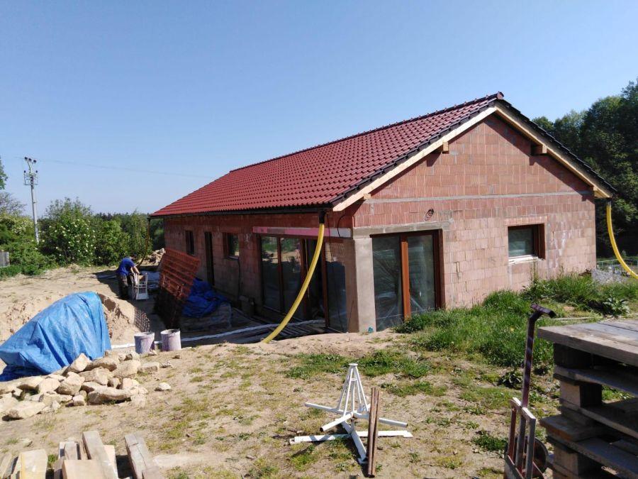 Zateplení bungalovu v obci Kouty