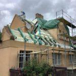 Zateplení střechy shora ICYNENE Praha