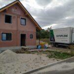Zateplení domu v obci Habartov