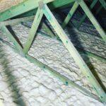 Zateplení stropu v Náramči