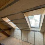 Zateplení bytového domu ve Znojmě