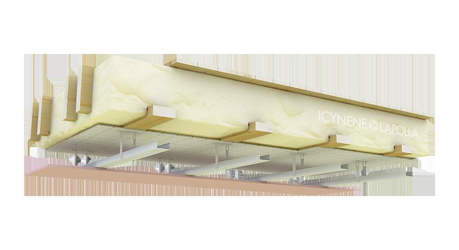 Zateplení stropu/podlahy